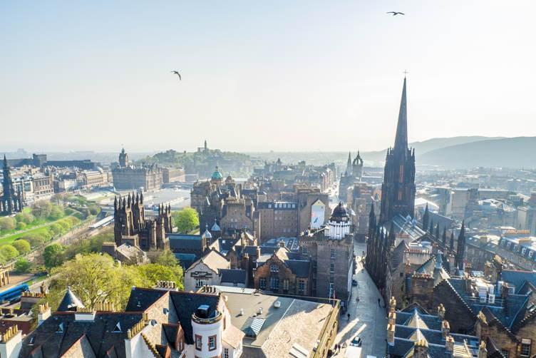 Edinburgh 13
