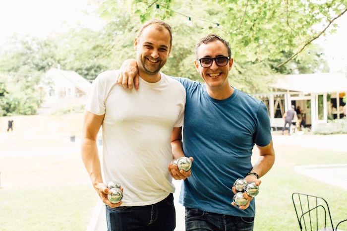 Will Guidara and Daniel Humm