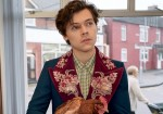 Quirky New Gucci Men's Campaign Features Harry Styles In An English Fish & Chip Shop