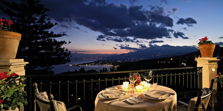 Timeo Restaurant at Belmond Grand Hotel Taormina