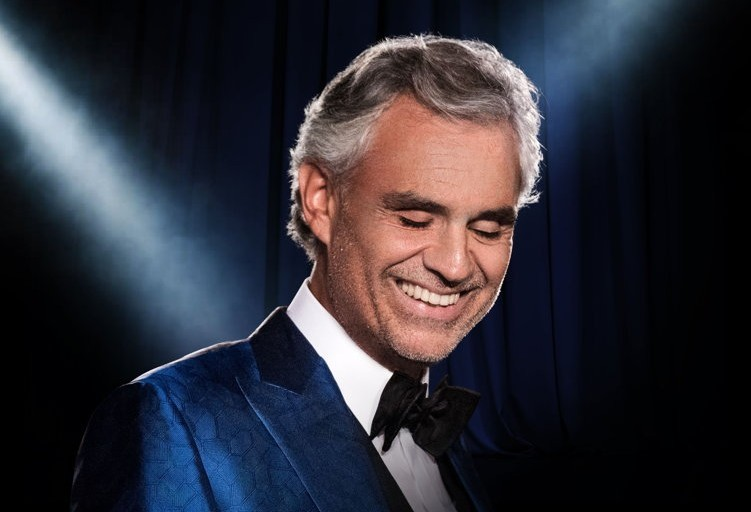 World-Famous Tenor Andrea Bocelli Shares An Italian's Secrets To Living A Happy And Successful Life