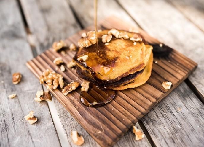 Habitat Brunch Pancakes