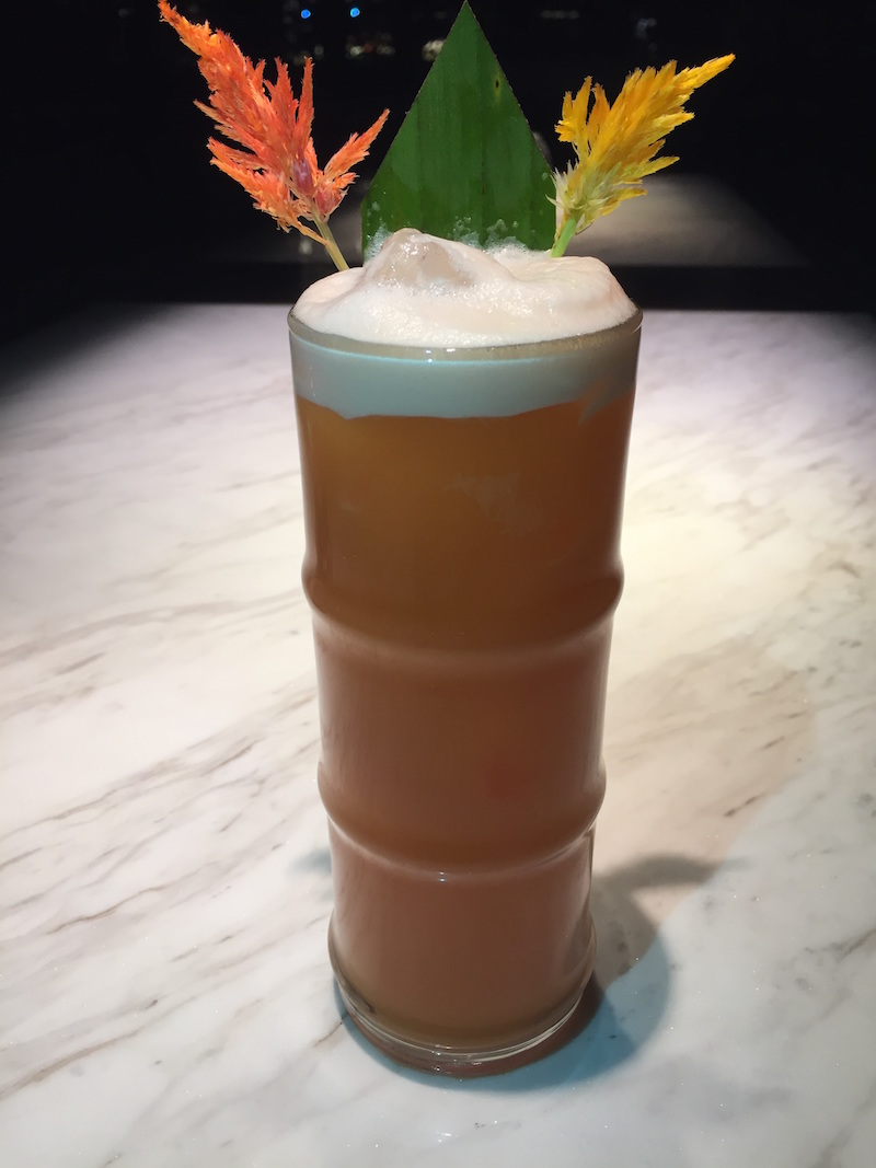Hakkasan's Escape to Paradise Pride cocktail