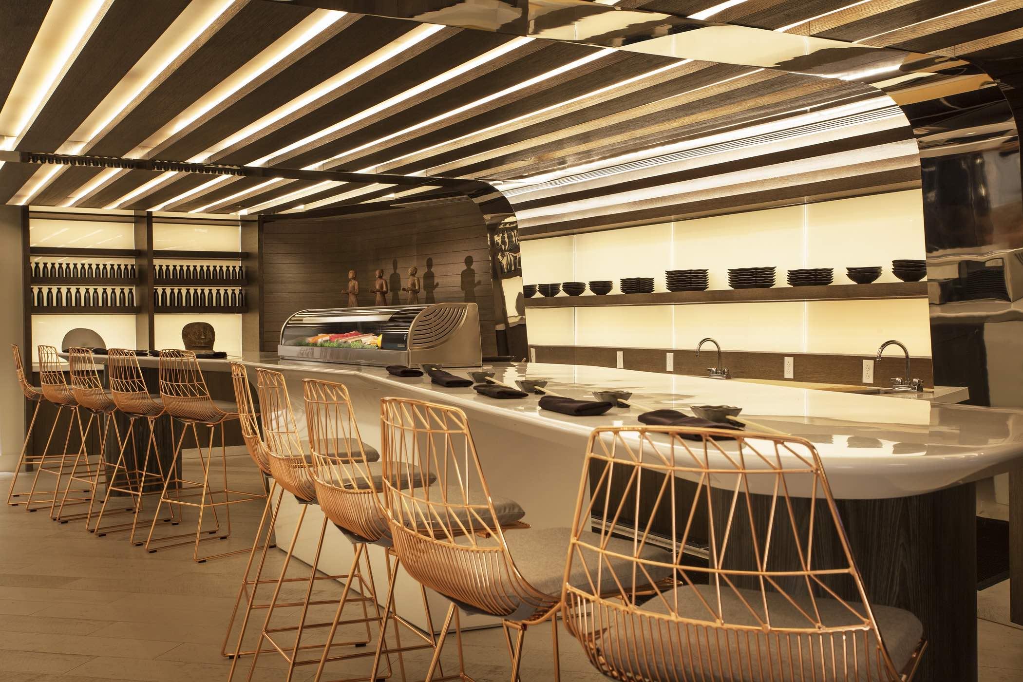 Living Room Sushi Bar