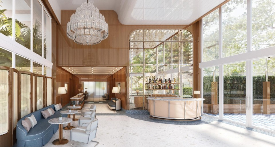 Premier Boutique Hotel Mr. C From Cipriani Family Set To Open In Coconut Grove Winter 2018