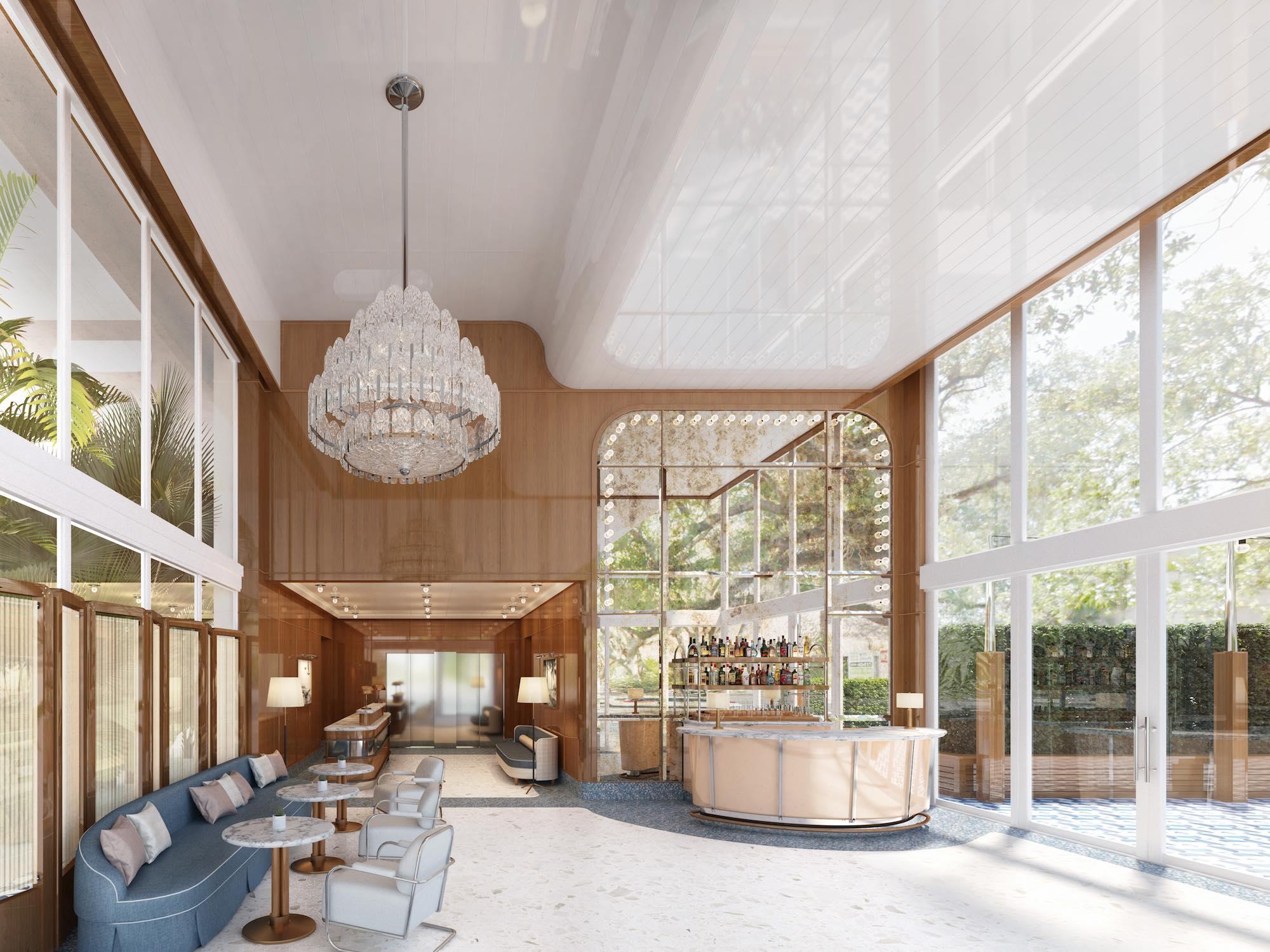 Mr. C Coconut Grove Lobby
