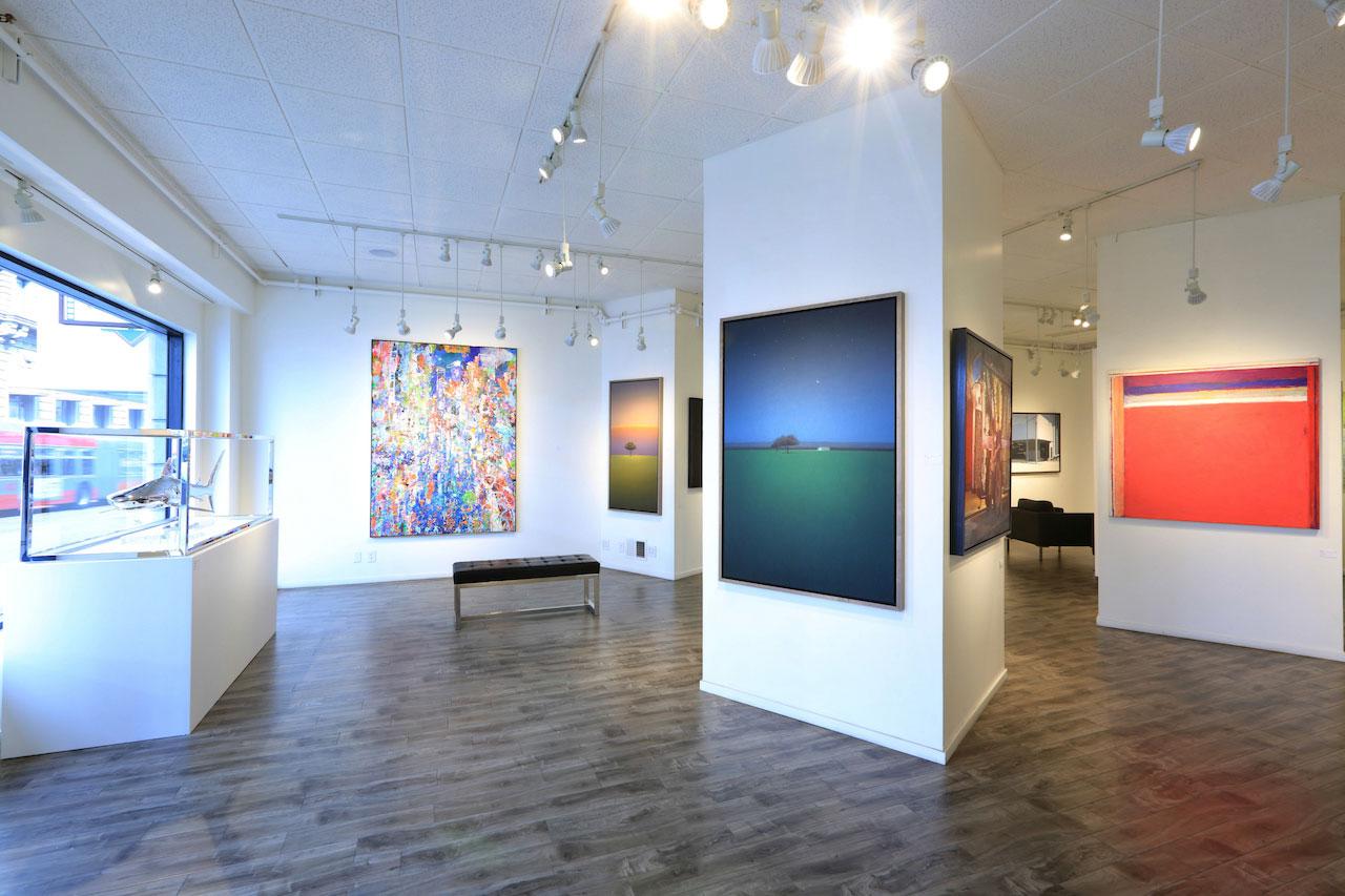CK Contemporary gallery