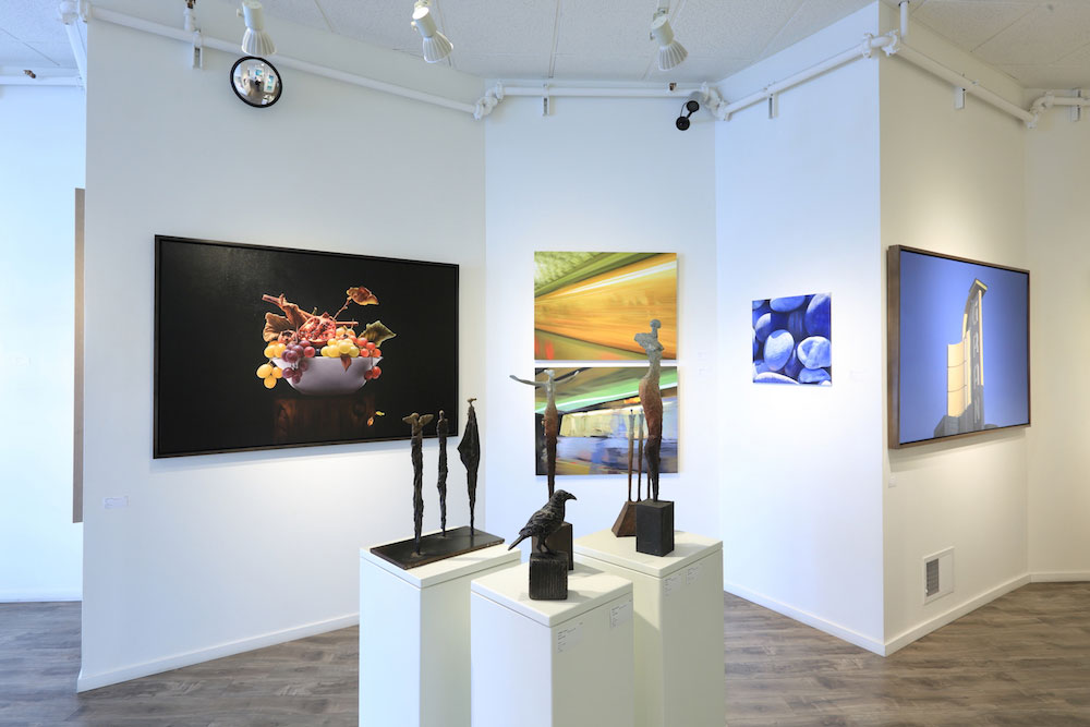 Ellis' gallery