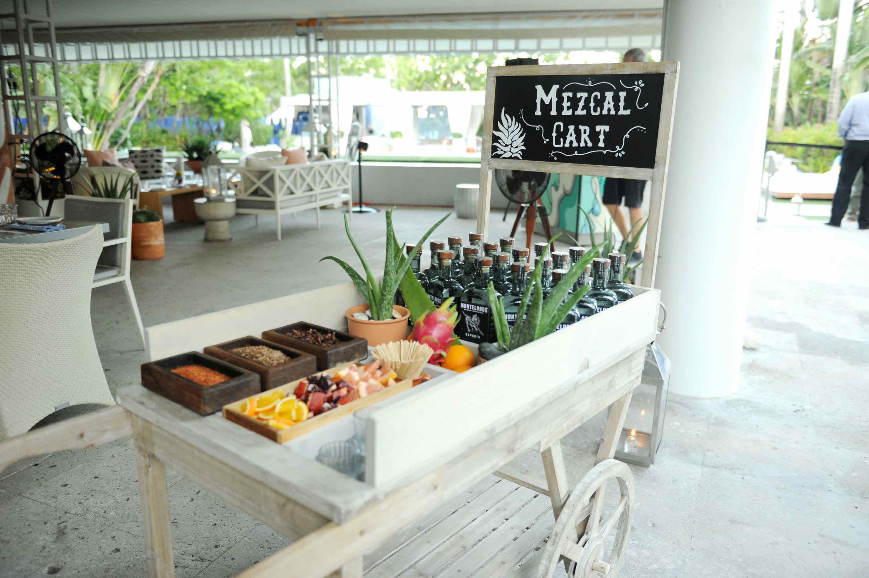 Mezcal Cart