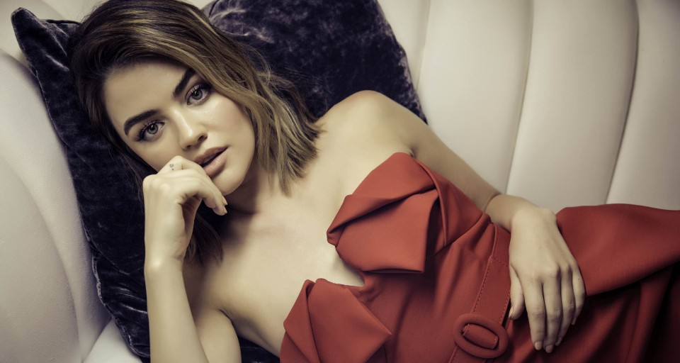Lucy Hale On The Adventurous Way She's Saying Farewell To Her Pretty Little Past