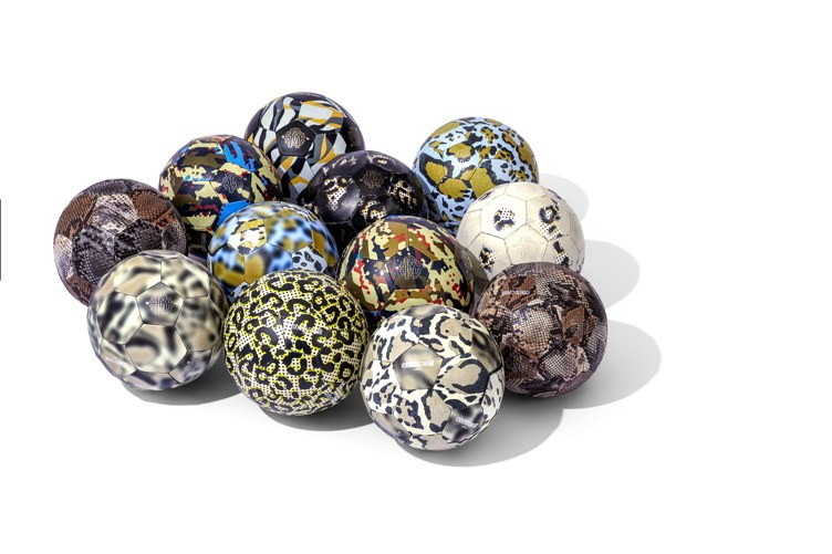 ROBERTO CAVALLI - FOOTBALLS GROUP