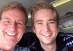 All The Father-Son Things With FOX's Steve Doocy And Peter Doocy