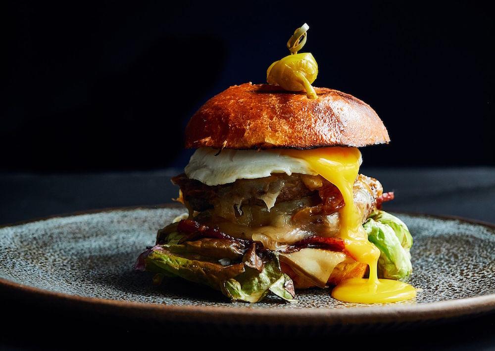 Ko's burger
