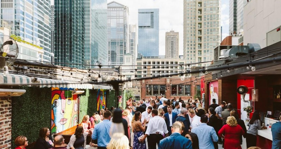 5 Rooftops You Need To Check Out In Chicago Summer 2018
