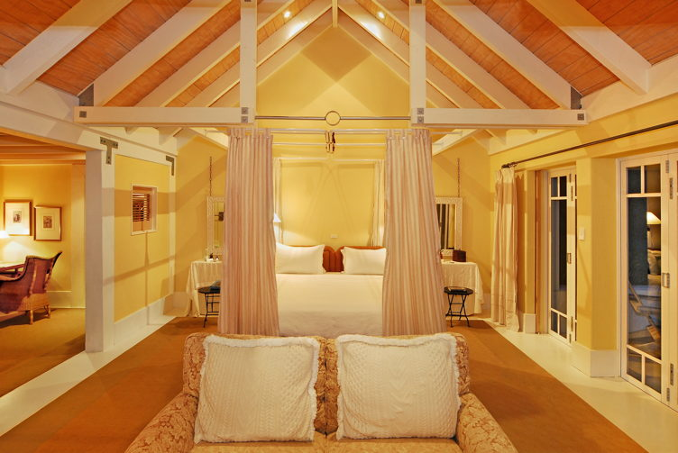 Wharekauhau Lodge cottage