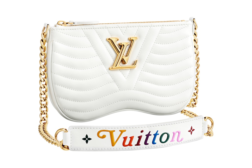 ... New Wave musical genre from the 1980s. 1 Photo Credit  Louis Vuitton.  The bag ... 3e114b7a83
