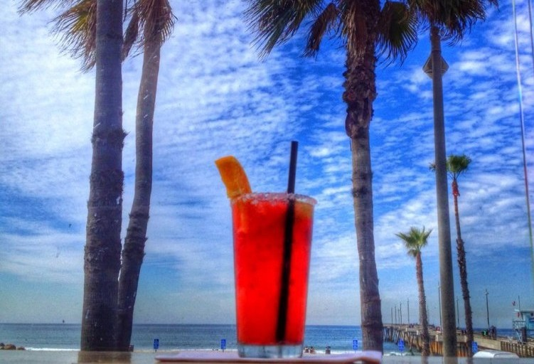 The Top Spots To Sip In The Sun On Every L.A. Beach + What To Drink