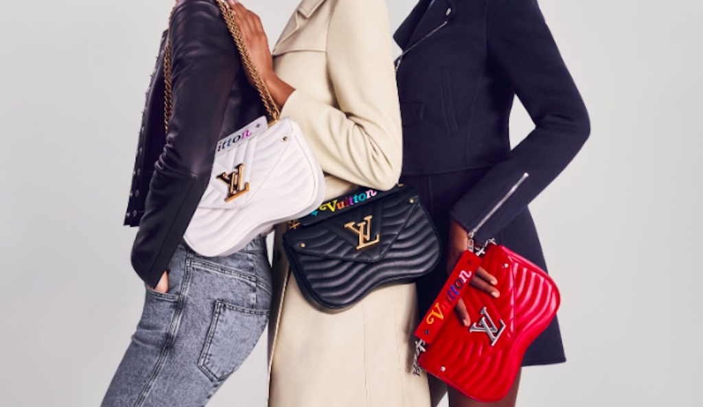3343ee3ad4e5 Louis Vuitton Launches New Wave Handbag Collection