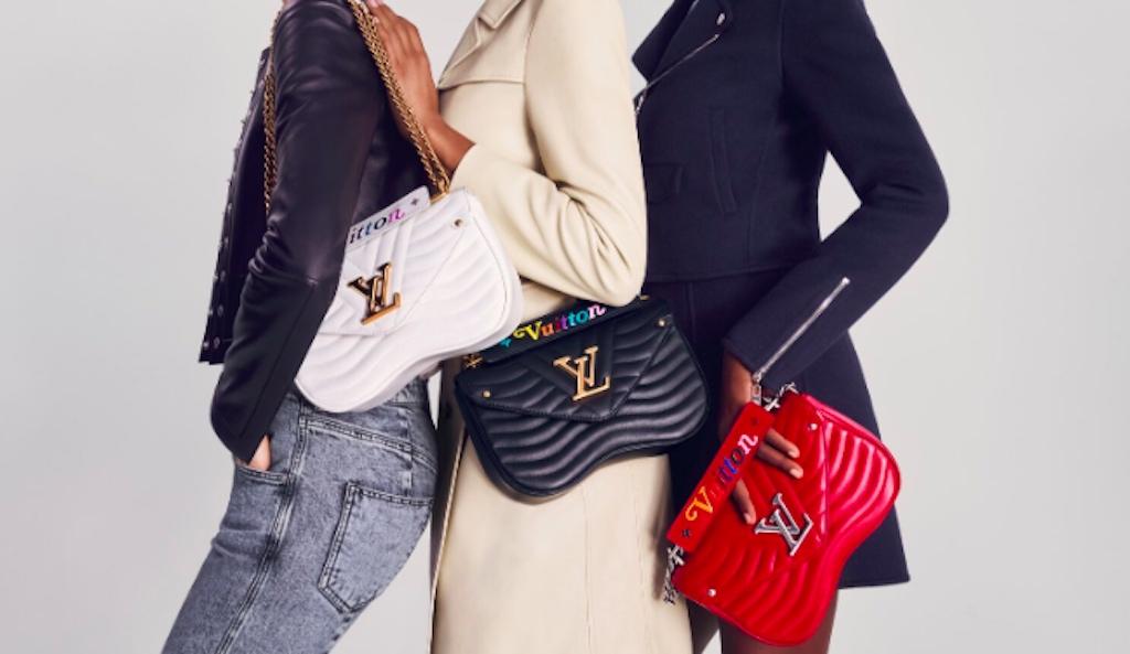 7a8867ee36cf Louis Vuitton Launches New Wave Handbag Collection