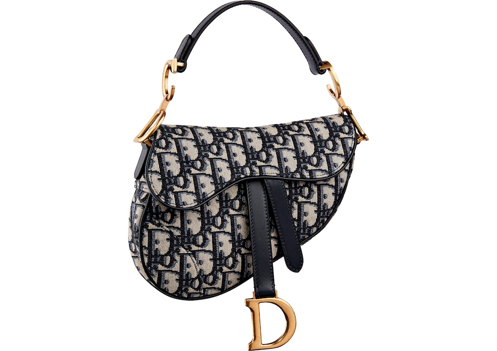 The Iconic Dior Saddle Bag Is Back And Still As Iconic As Ever c8cf68dfed706