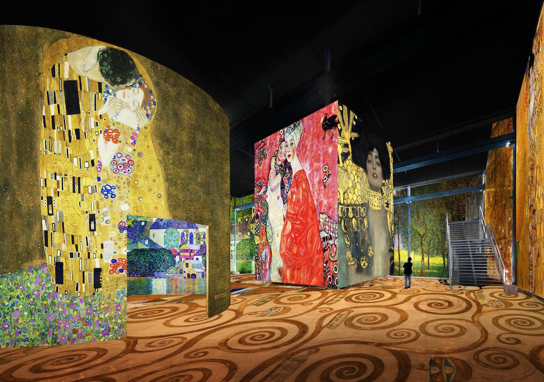 The Klimt experience