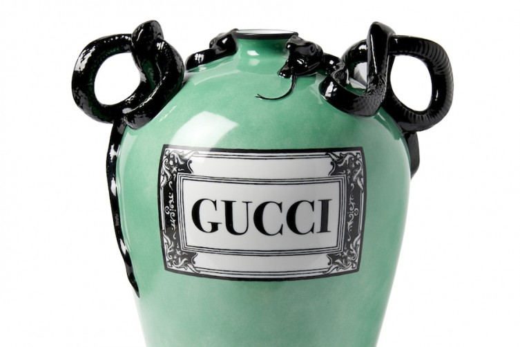 Gucci's second decor collection is for maximalists.