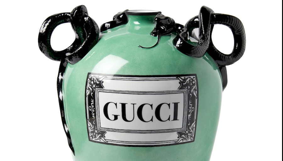 Gucci's Second Décor Collection Is For Dedicated Fans & History Buffs