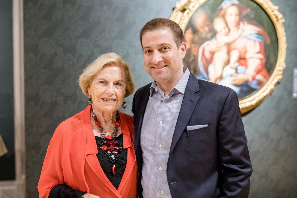 Dorothy Saxe and David Saxe