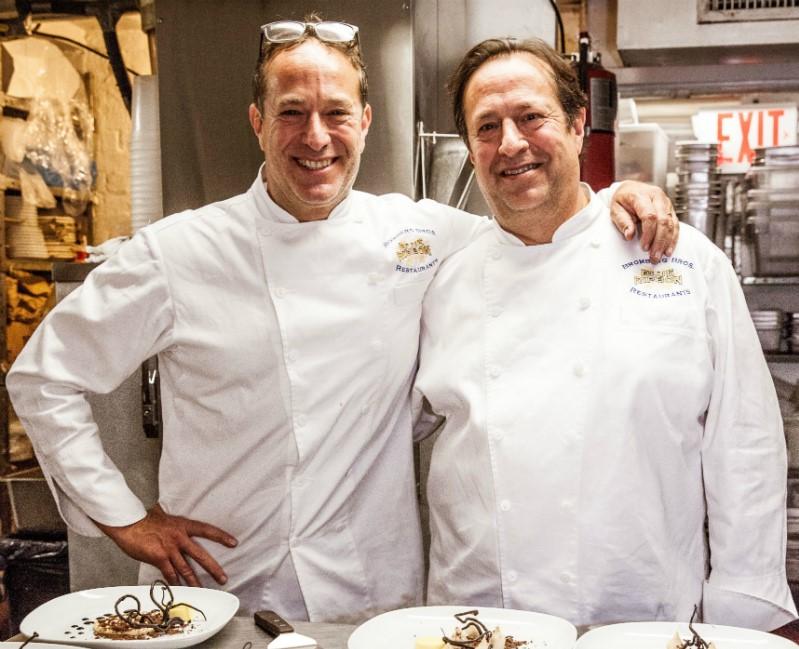 Bruce and Eric Bromberg Headshot