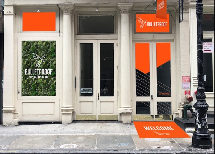 Bulletproof NYC Pop-Up Experience