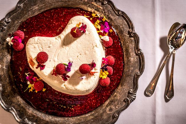 Coeur à la Crème - Bistro Pierre Lapin - NF