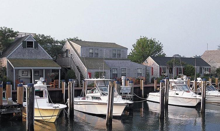 Cottages at Boat Basin
