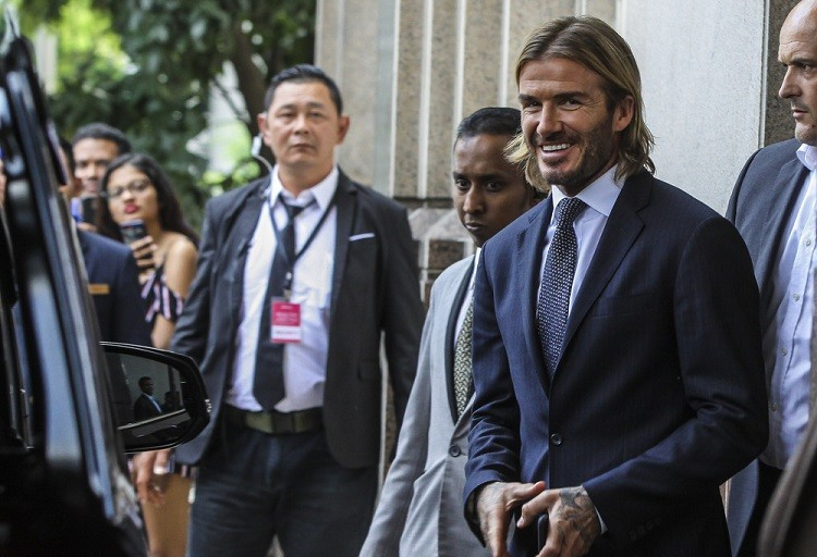 David Beckham's Ambitious Plan To Bring MLS To Miami In Progress