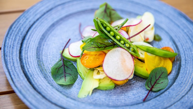 Chef Matthew Kenney Shares The Inspiration Behind His New Plant-Based Menu At Four Seasons Los Angeles