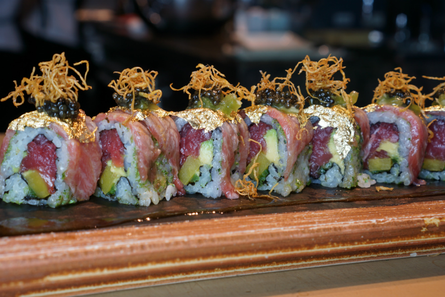 4 Delicious Ways To Splurge At Japanese Restaurant Zuma Las
