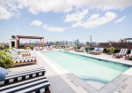 The Rooftop + Pool At The Williamsburg Hotel Is Your New Urban Oasis