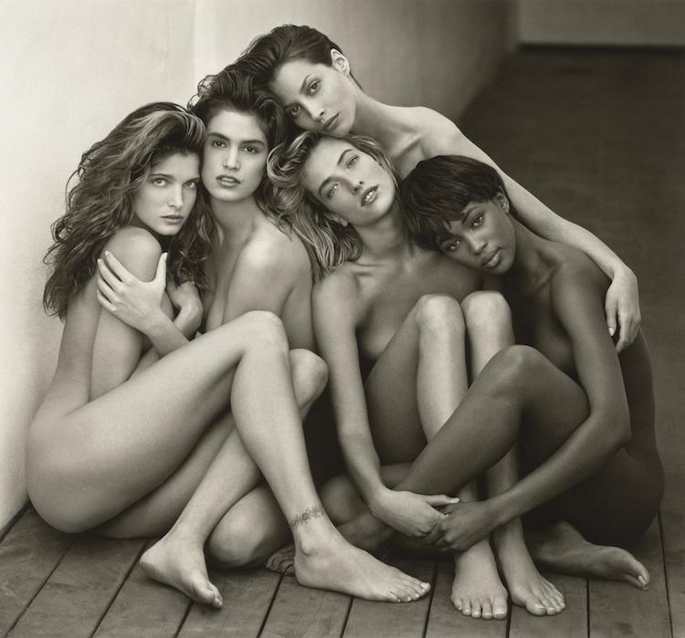 Stephanie, Cindy, Christy, Tatjana, Naomi, Hollywood