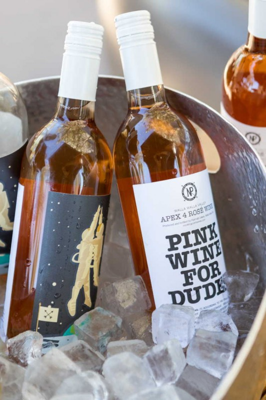Nocking Point Pink Wine For Dudes