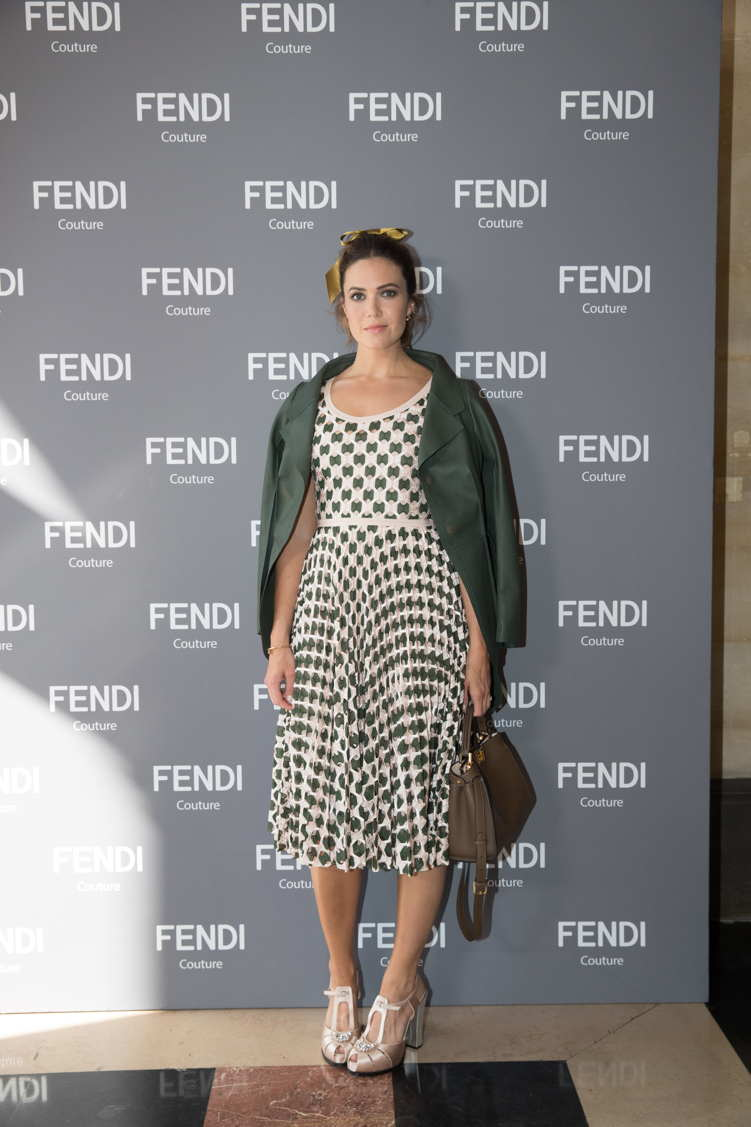 d48828d0026422 On The Scene At The Fendi Couture Fall Winter 2018-2019 Show
