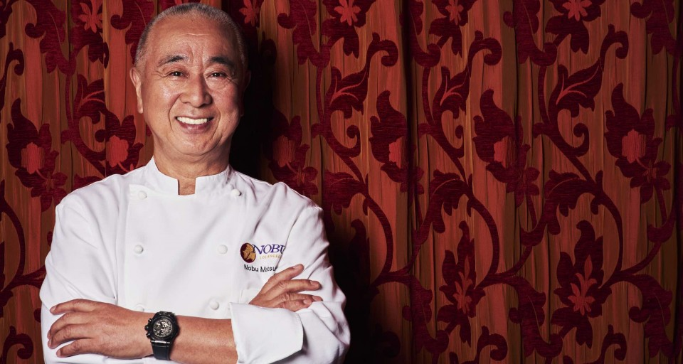 Chef Nobu Matsuhisa On How He's Preparing For The Next Generation Of Greatness