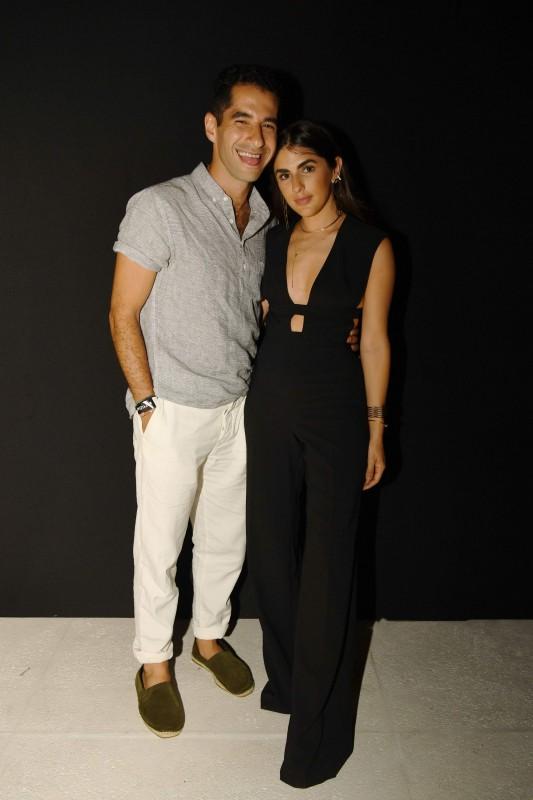 Nathan Romano & Rachael Russell