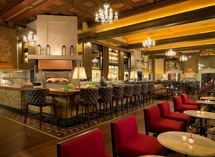 Boston's 8 Best Hotel Restaurants