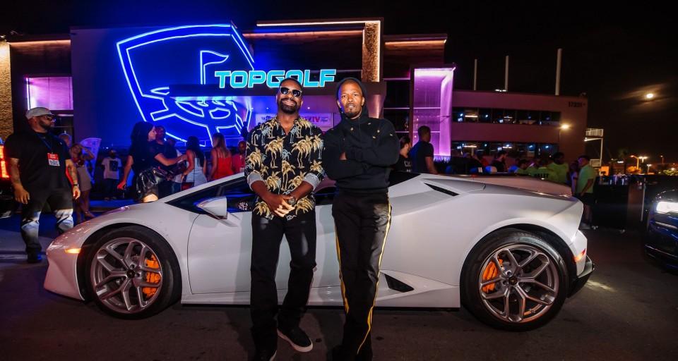 Jamie Foxx, Ludacris, Jason Derulo, Guy Fieri And More Flock To Miami For 14th Annual Irie Weekend