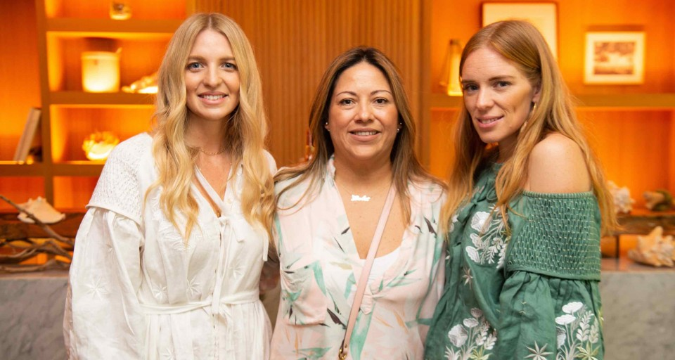 Inside The Beach People and Haute Living's Intimate Swim Week Luncheon At 1 Hotel South Beach
