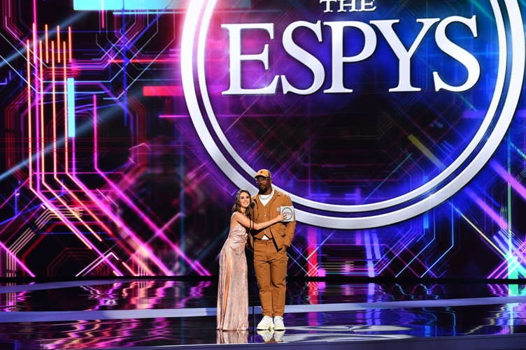 All Of The Winners At The 2018 ESPYS—Including Roger Federer, Tom Brady & LeBron James