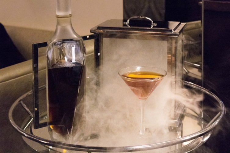 The Smoking Jacket_Vesper Bar at The Cosmopolitan of Las Vegas