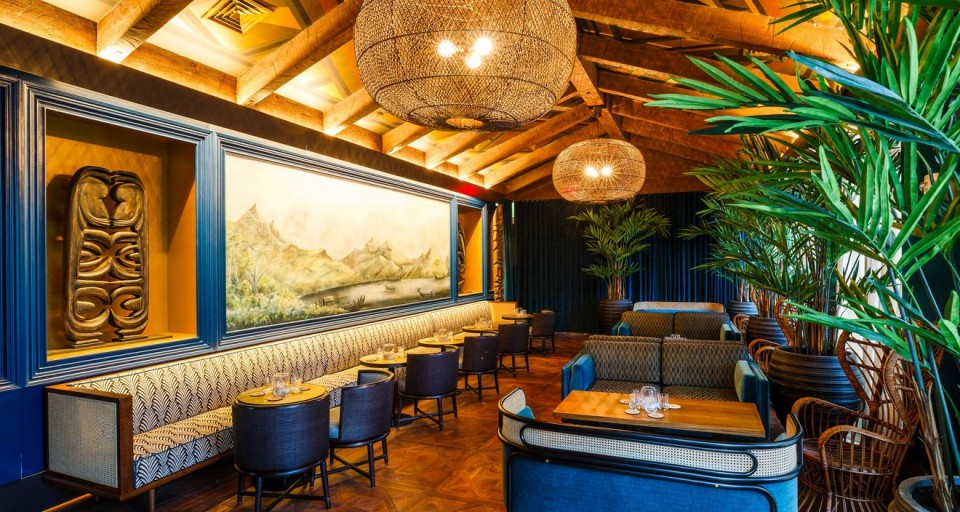 Major Food Group Opens Tiki Tropical Oasis, The Polynesian, In Midtown Manhattan