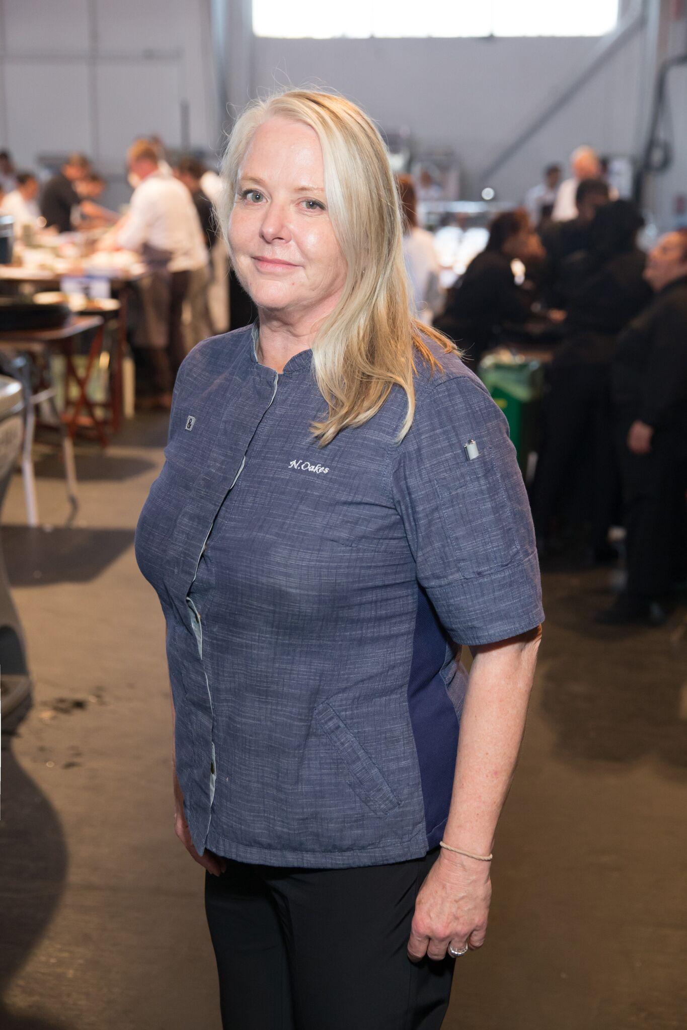 Chef Nancy Oakes