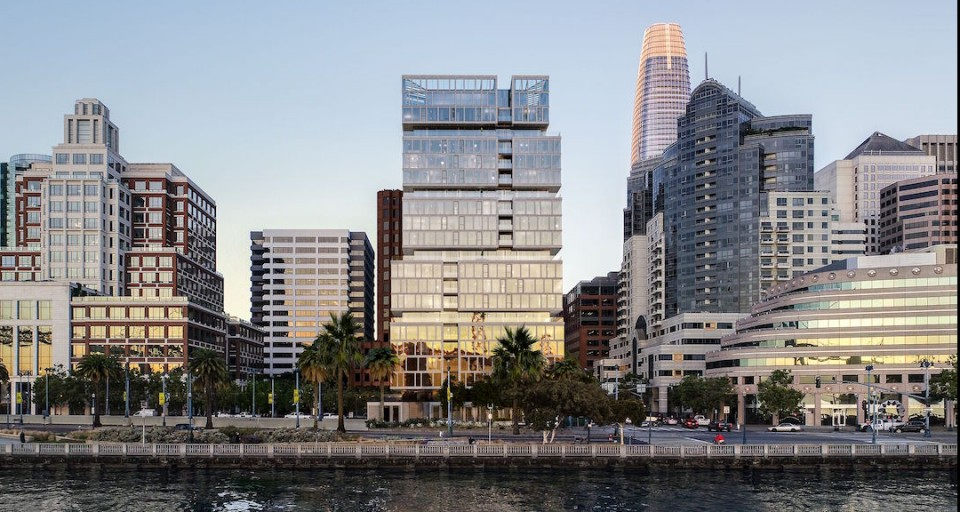 One Steuart Lane Brings Luxury Living To San Francisco's Waterfront