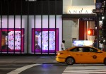 Andaz 5th Avenue Debuts Interactive Kaleidoscope Art Installation & New Culinary Experience
